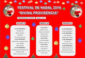 Festival de Nadal 2016
