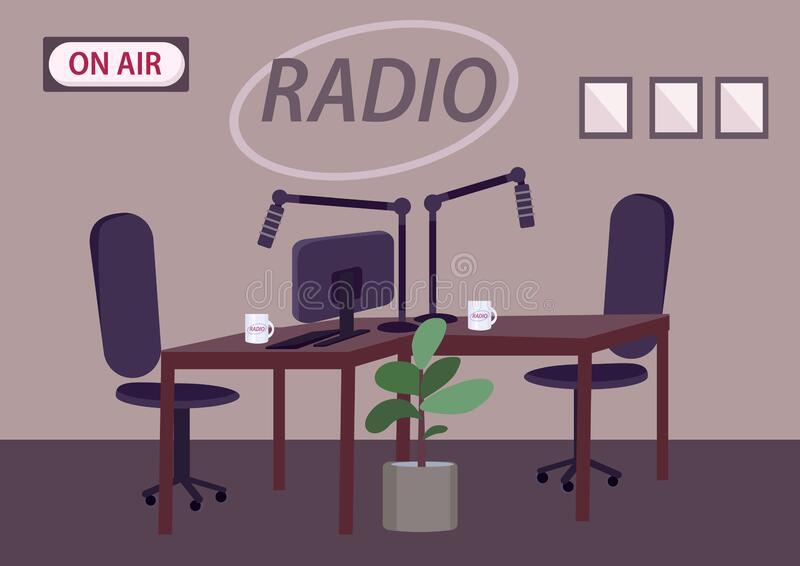 radio a l'escola
