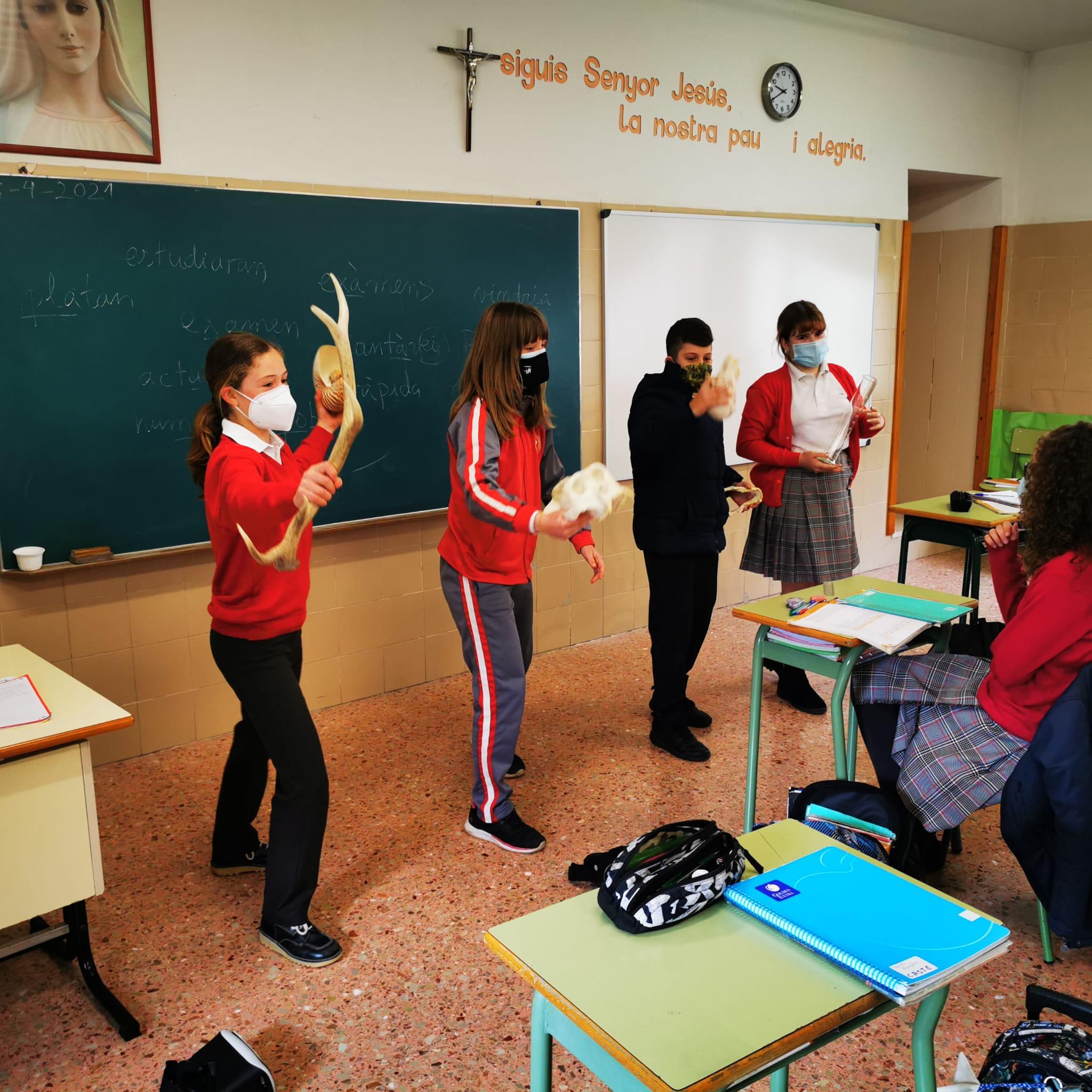 PARTICIPACIÓ EN EL PROJECTE REPTE EMPRENEDOR DE LA FUNDACIÓ PRINCESA DE GIRONA